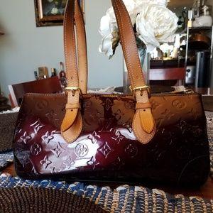 Authentic Louis Vuitton Rosewood Avenue Amarante H